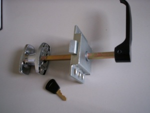 Horse Float Door Handle Kit Slam